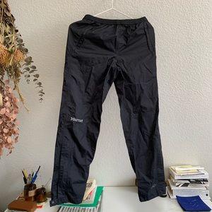 Marmot waterproof rain pants